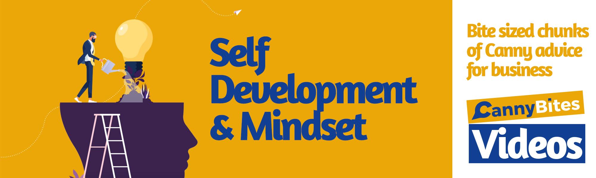 Self development and mindset