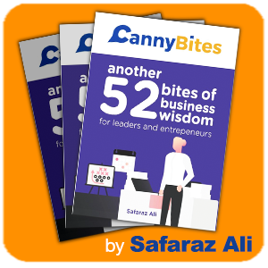 canny Bites another 52 bites of business wisdom